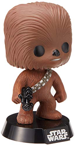 Funko Star Wars Figura Pop Chewbacca, Multicolor (FK2324)