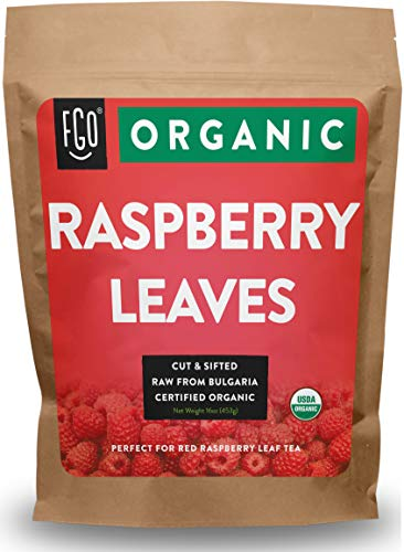 Feel Good Organics Organic Red Raspberry Leaves