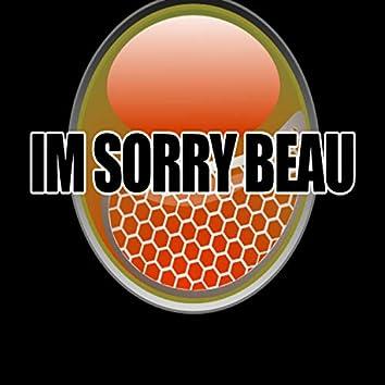 I'm Sorry Beau