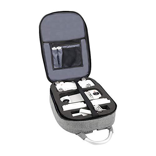 Cineman Hardschalen rugzak voor heren, zwart, drone met koolstofvezel, waterdicht, schokbestendig, voor XiaoMi Fimi X8SE drone en accessoires voor intelligente controller