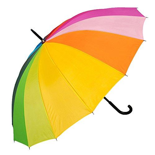 Susino Ombrello classico, multicolore (Multicolore) - 3571