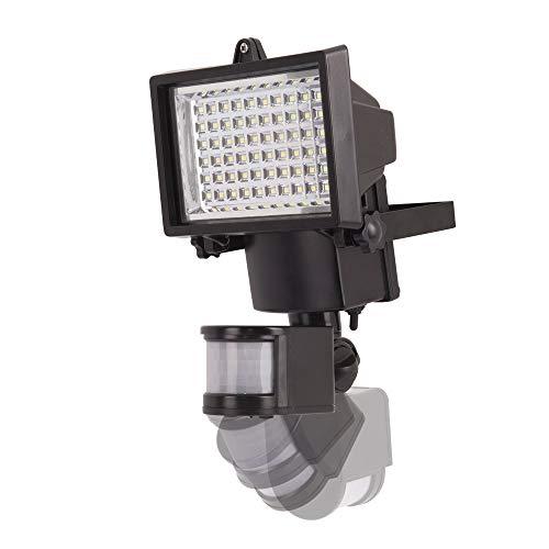 D-Mail Faretto Solare 60 LED Ultra Brillanti con PIR