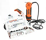 COLIBROX Electric Twist Multi Trimmer Wood Laminate Router Rotary Grinder Jigsaw Cut Saw