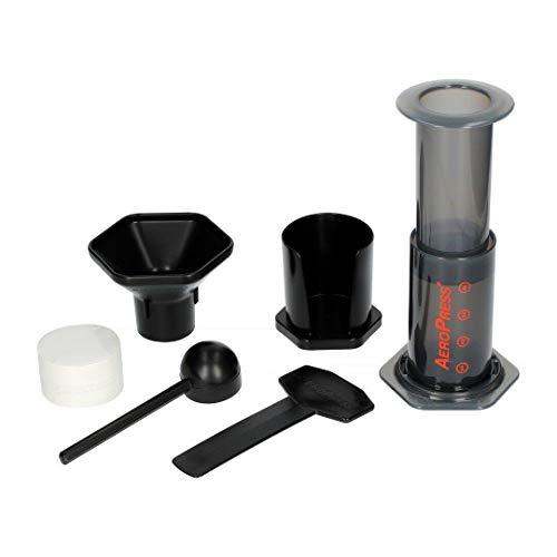 Aerobie AeroPress A80 Kaffeezubereiter Plastik, Schwarz