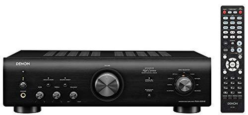 Denon PMA600NE HiFi Amplifier, Power Amplifier with Bluetooth, Phono Equalizer, 1x Coaxial & 2x...
