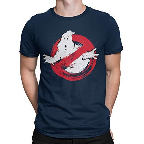 Camisetas La Colmena 1145-Parodia - Humor - Fantasma (Legendary P,)