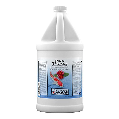 Seachem Pond Prime Water Conditioner - Chemical Remover and Detoxifier 2 L