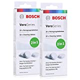 Bosch VeroSeries TCZ8001 - Pastiglie detergenti 2 in 1-10, confezione da 2