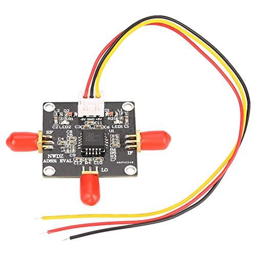 Caredy Aktives Mischermodul, Verstärkermodul Platinenmischer Aktives Mischermodul 500 MHz -10 dBm Bandbreite Frequenzumrichter Aktives HF-Mischermodul