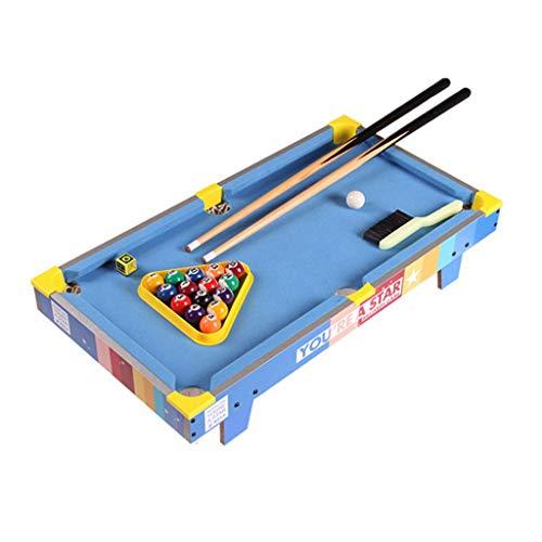 LiPengTaoShop Tafelblad Biljart Biljart Tafel Thuis Kinderen Desktop Kleine Mini Zwembad Tafel Creatieve Snooker Kinderen Verjaardag Gift Zwembad Tafel