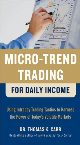 Micro-Trend Trading for Daily Income: Using Intra-Day Trading Tactics to Harness the Power of Today\'s Volatile Markets (English Edition)