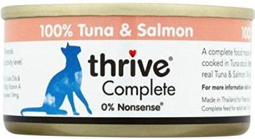 thrive Complete - 100% Tonno & Salmone 0% Nonsense 75g