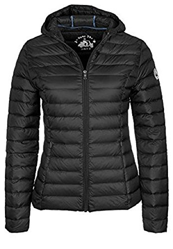 JOTT CLO down jacket cloe with long sleeve, Noir, L para Mujer