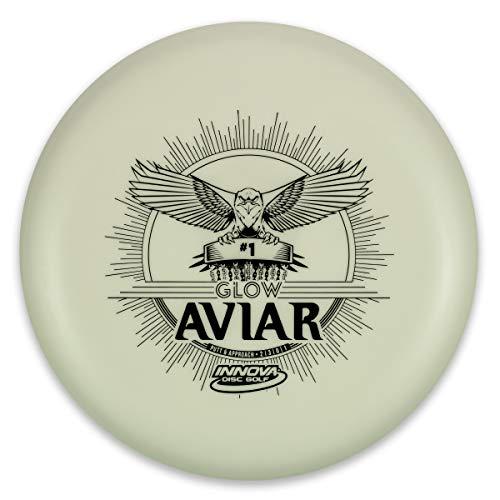 Innova Disc Golf Glow DX Aviar Putter Golf Disc