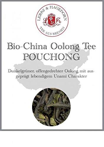 BIO-China Oolong Tee POUCHONG 1kg