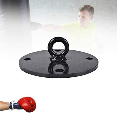 DFBGL Wandhalterung Aufhängerhalterung, Eisen-Klimmzugstange mit Boxsackhalterung, maximale Belastung 500 kg Gewicht
