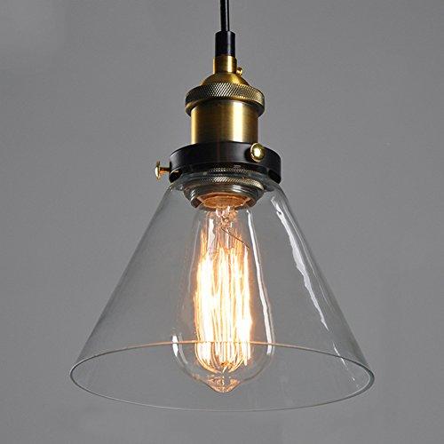 Ampoule à filament rétro - 40W, E27 - Lumière chaude