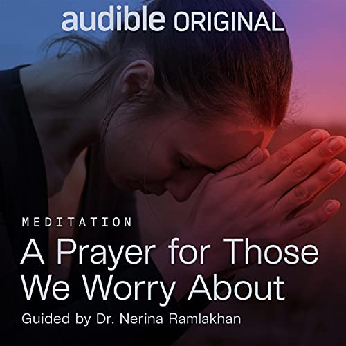 A Prayer for Those We Worry About cover art