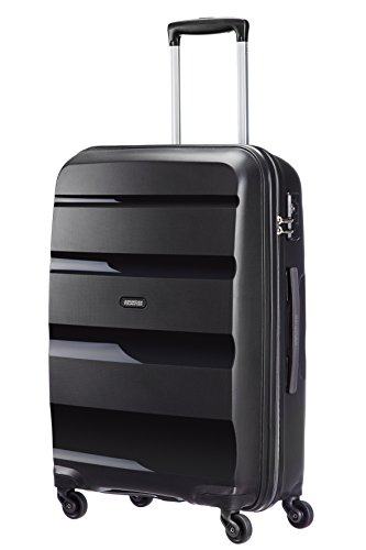 American Tourister Bon Air Spinner Suitcase 66 cm, 58 L, Black