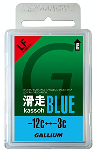GALLIUM(ガリウム) 滑走BLUE(50g) SW2124 SW2124
