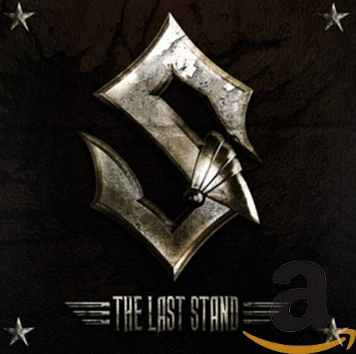 The Last Stand (Limited Edition Box-Set CD-LP-DVD)
