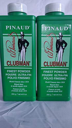 Top clubman pinaud talc powder for 2021
