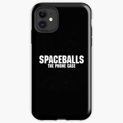 Spaceballs - The Merchandise iPhone Soft Case Protect and Create for Your iPhone(5 => Xi Pro Max)