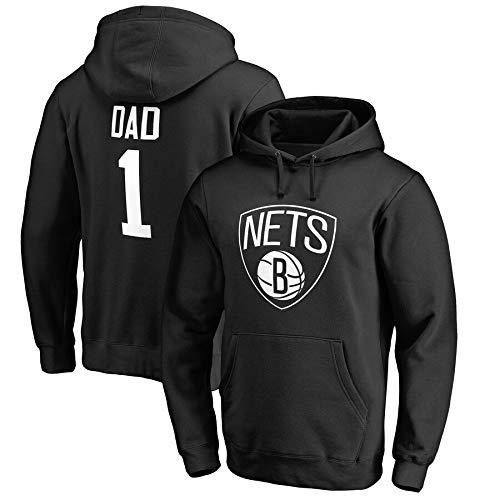 LUGLQA Irving # 11 Durant # 7 Ball Sudadera de baloncesto de baloncesto para hombre, cálida chaqueta salvaje para hombre, Europa y América, Hombre, color style2, tamaño M