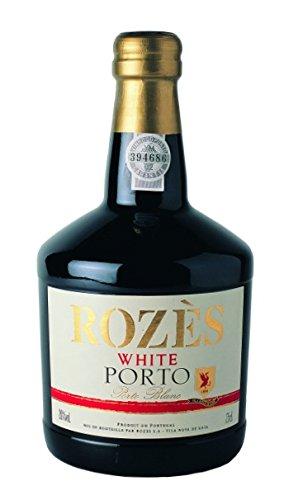 Rozès White Porto 20% 0,75l Flasche
