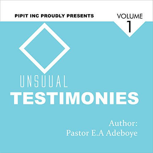 Unusual Testimonies, Part 1 audiobook cover art