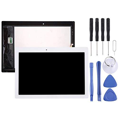 WANGZHEXIA Montaje Completo de Pantalla LCD y digitalizador Pantalla LCD y Montaje Completo del digitalizador para Lenovo Tab 2 A10-70 / A10-70F Pantalla LCD + Panel táctil