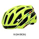 Neborn Casco de Ciclismo para Hombre Casco de Bicicleta de montaña de Carretera Casco de Bicicleta Casco de Ciclismo de...