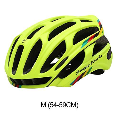 Neborn Casco de Ciclismo para Hombre Casco de Bicicleta de montaña de Carretera Casco de Bicicleta Casco de Ciclismo de MTB