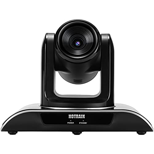 Webcam Conference Room Camera 3X Optical Zoom Full HD 1080p USB PTZ Video Conference Room Camera for Business Meetings