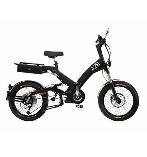 Octave - hoogwaardige elektrische fiets, 36V Power Pedelec, bandenmaat 20 inch (60 cm)
