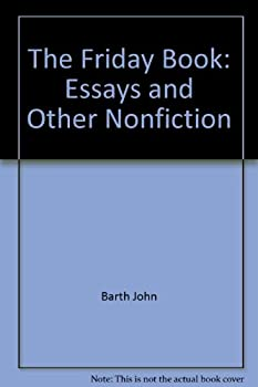 Paperback The Friday Book : Essays and Other Nonfiction Book