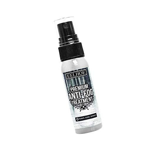 Anti-Fog-Spray,bio-chem Brillenreiniger-Spray Mit Anti-Beschlag Funktion Geeignet Für Helmvisiere, Brillen, Autofenste,32ml