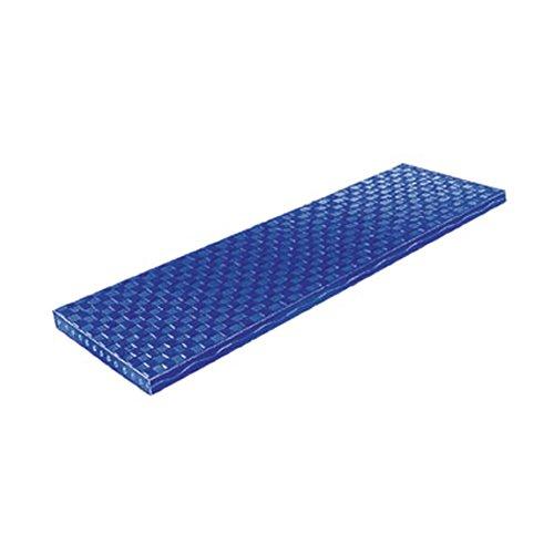 "Jason Industrial 40.5M400 Type 400 Endless Woven Flat Belt, Polyester, 40.5"" Long, 4.00"" Wide"