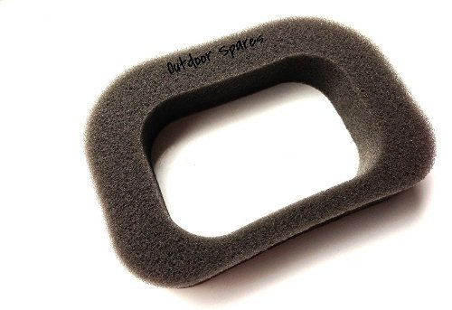 Mountfield RS100 Air Filter Sponge 118550704/0 Found on SP414 and HP414 by Mountfield Outdoor Spares