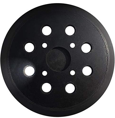 5' Universal Hook and Loop Orbital Sander Pad for Ryobi RS290, RS240, RS280, Milwaukee 6021-21, 6034-21, Craftsman 315112170, 315116940 ROS