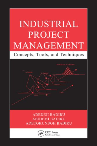 Industrial Project Management: Concepts, Tools, and Techniques (Systems Innovation Book Series) (English Edition)