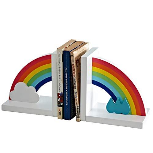 Jixi boekensteunen boekensteunen decoratie voor kinderkamer boekenkast voor slaapkamer patroon decoratie voor sieraden mode boeken van hout boekensteunen
