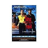 Boyz N The Hood Rating Poster dekorative Malerei Leinwand
