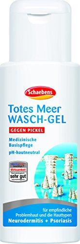 Schaebens Totes Meer Wasch-Gel, 200 ml