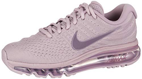 Nike Wmns Air MAX 2017, Zapatillas de Gimnasia para Mujer, Rosa (Plum Fog/Pro Purple/Elemental 503), 36.5 EU