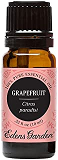 Edens Garden Grapefruit Essential Oil, 100% Pure Therapeutic Grade (Energy & Weight Loss) 10 ml