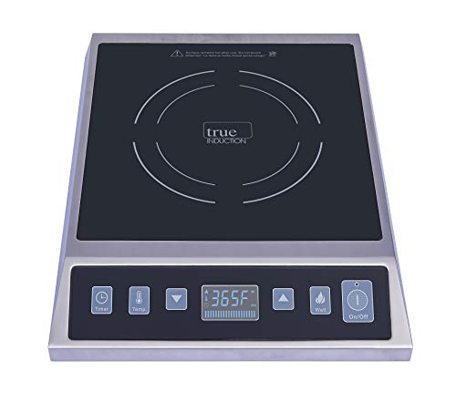 Amazing Deal True Induction 120V 1800 Watt Commercial Single Burner Induction Cook Top
