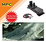 Windshield Deicer - Heats Up Your Windshield Washer Fluid - No More...