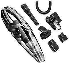 Handheld Vacuums Handheld Vacuums Cleaning Car Interior Car Cleaner Handheld Portable Wet Black Elxiwknvh
