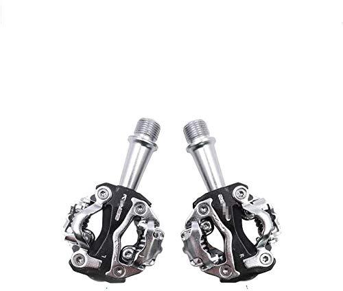CAISHENY Pedales De Bicicleta Pedales MTB con Cala Zp 108S Compatible con...